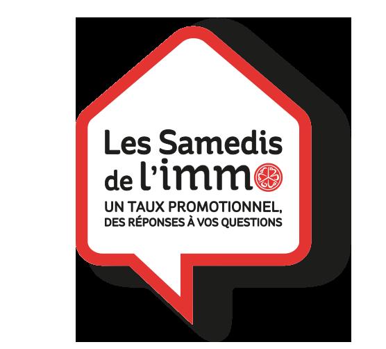 Logo les samedis de l'immo 556*502 centrer